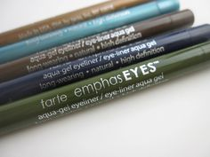 Eyeliner doesn't get much better than tarte emphasEYES