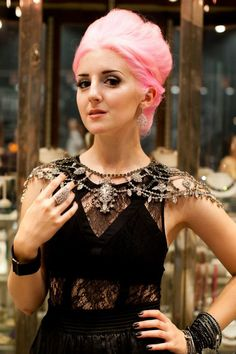 albinwonderland: I loved wearing this jewelry.... - everythingbook