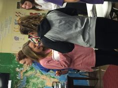This activity was great! It gave my level 4 classes a clear picture of how easily an outbreak can spread! (Frida had polio so that is what we spread!) Our room was labeled for the...