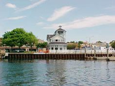Harbormaster Office and Ferry Dock
