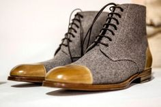 I must say, this pair of shoes right here...tops any other pair I've posted for men!