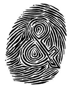 #ampersand fingerprint