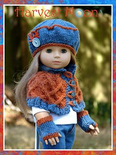 Ravelry: debonairdesigns' Harvest Moon