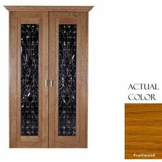 Vinotemp Vino-700bon-fw Bonaparte 440 Bottle Wine Cellar - Glass Doors / Fruitwood Cabinet by Vinotemp. $6379.00. Vinotemp VINO-700BON-FW Bonaparte 440 Bottle Wine Cellar - Glass Doors / FruitWood Cabinet. VINO-700BON-FW. Wine Cellars. A high quality white oak exterior and beveled glass doors make this Wine Cellar by Vinotemp a must-have for any wine collector. Spice up your collection with a Wine Cellar that boasts brass finish security locks and keys, an interior light for a...