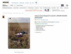 Unauthorized Photojournalism Images Turned Into Custom Smartphone Cases on Amazon | Popular Photography