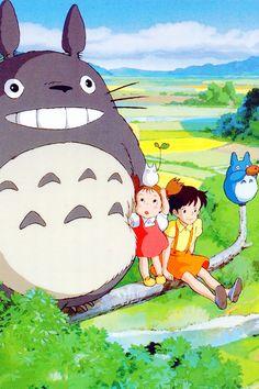 오늘은 지브리배경화면 중에서도 이웃집 토토로 배경화면!!! 제 블로그에 지브리 배경화면 다 올리고있으니... Satsuki Totoro, Mei Totoro, Studio Ghibli Art, Studio Ghibli Movies, Film Anime, Anime Art, Zoro Roronoa, Chihiro Y Haku, Japon Tokyo