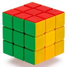 3 x 3 Stickerless 6-Color Puzzle Cube Engineered for Speed Solving by Brybelly Brybelly http://www.amazon.com/dp/B00MV7B0FE/ref=cm_sw_r_pi_dp_ubvkvb1T2S672