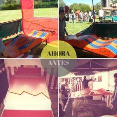 """Renovamos el juego de Kermesse """"EMBOQUE ONDULÓN"""" www.carpasyjuegos.com.ar #Eventos #Kermesse #JuegosDeKermesse Fair Grounds, Fun, Travel, Games, Events, Fin Fun, Voyage, Trips, Traveling"""