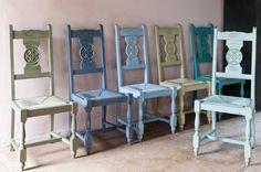 La Chalk Paint d'Annie Sloan: plus que de la peinture
