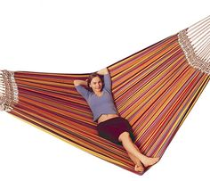 Oztrail Hammocks made from durable, quality materials perfect for travel and outdoor use. Hammock chairs, stands and frames for relaxing, comfortable camping anywhere, any time. Brazilian Hammock, Port Elizabeth, Aztec Designs, Queen Size, Blue Yellow, Beach Mat, Outdoor Blanket, Africa, Backyard