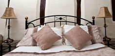 £45 for an overnight stay for two with breakfast. Offer ends midnight 06/01/2013