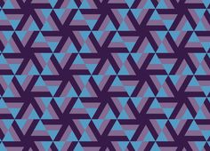 geometric pattern hexagon - Google Search