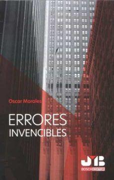 Errores invencibles / Óscar Morales. Jose María Bosch Editor, 2021 Atari Logo, Company Logo, Logos, Study Techniques, Career Advice, Law, Logo