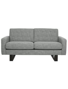 Sofas, Create a contemporary and comfortable look in your lounge or family room, with the Casaroma Blair range. It includes two-seater and three-seater sofas as well as an armchair (each sold separately). Style Lounge, Three Seater Sofa, Lounge Sofa, Home Collections, Living Area, Living Room Furniture, Sofas, Love Seat, Family Room
