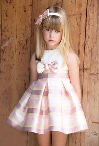 vestidos primavera verano para niñas - Buscar con Google #kids #fashion #girls