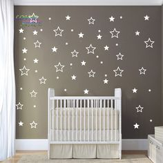 Cheap stickers paint, Buy Quality wall sticker mirror directly from China sticker logo Suppliers: 116 Stars Removable Wall Stickers for Kids Room Nursery wall decals Embellish wallpaper High Quality Vinyl wall art