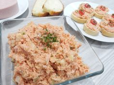 Sloní žrádlo Krispie Treats, Rice Krispies, Fried Rice, Yummy Treats, Fries, Food And Drink, Cooking, Ethnic Recipes, Diet