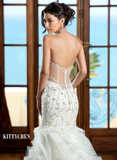Wedding Dresses | Bridal Gowns | KittyChen Couture - Sterling