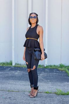 PEPLUM | THE DAILEIGH | WWW.THEDAILEIGH.COM