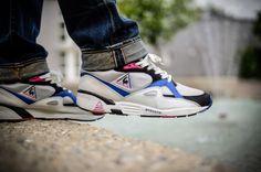 Marcel Holzmann Le Coq Sportif R1000 OG  #retrorunning #shoes #sneakers