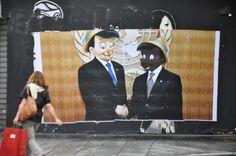 Combo : le ninja du street-art - Konbini