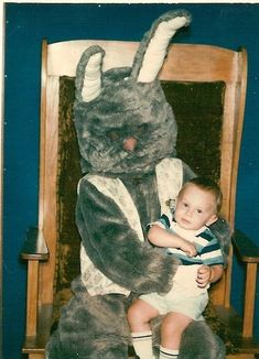<b>And you thought the rabbit from <i>Donnie Darko</i> was creepy.</b>
