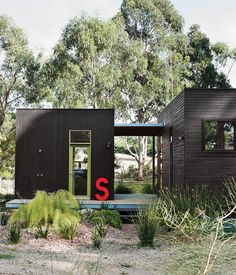 For her family's house near Melbourne, Anna Horne created a series of prefab wood modules using a design from the company Prebuilt. She f...