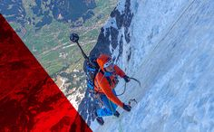 For the first time in the history of the #Eiger North Face an interactive ascent is now possible. Experience the most famous north face of the world in a 360° view.  http://project360.mammut.ch/ #Project360  #Mountaineering #Streetview #Switzerland