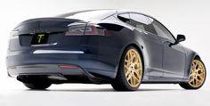 Getune-de Tesla S van T Sportline