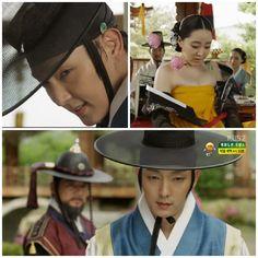 """Lee Joon Ki, star of the popular new Korean drama  """"The Joseon Gunman"""". -Lily.  #joseongunman"""