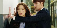 Pinicchio- Park Shin Hye and Lee Yong Suk