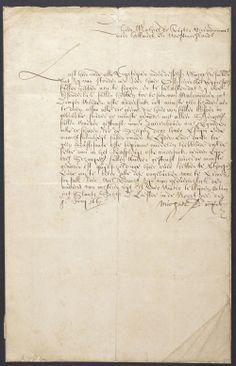 Op 1 juni 1661 schreef Michiel Adriaansz. De Ruyter een brief aan Joost Verschuer. Meer over deze brief op http://www.kb.nl/webexposities/75-jaar-geschenken-van-de-vrienden-van-de-kb/brief-van-ma-de-ruyter
