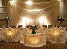 Chicago Wedding Backdrop Rental - Wedding Backdrop Chicago by Ep