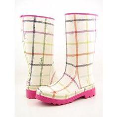 Rain Boots by Coach <3