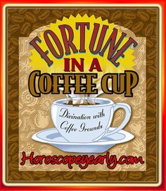 Explore Your Fortunes With A Coffee Cup Reading - Psychics have ability to explore the truths about life. With their super natural ability they can easily understand the paranormal phenomenon and turns the fortunes of the persons that are looking for happiness, wealth, success & joy in their life. They use various techniques to gather information about the individual. The most prevalent method of psychic reading is coffee cup reading. Read More: http://www.horoscopeyearly.com/coffee-cup-reading/