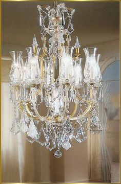 Maria Theresa Chandeliers Gallery Model: BB 6304-8