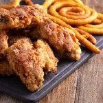 KFC Tavuk Tarifi   Tavuk Yemekleri Meatloaf, Chicken, Food, Meat Pie Recipes, Essen, Meals, Yemek, Eten, Cubs