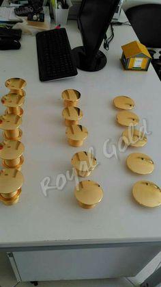 Real Gold Vergoldung - Veredelung mit 24 Karat Hartvergoldung. ....  Wir veredeln was das Herz begehrt royalgold.biz Gold Plating, Gold Paint