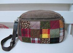 Patchwork Bag Tutorial. Сумка печворк. http://www.handmadiya.com/2015/08/patchwork-bag-tutorial.html