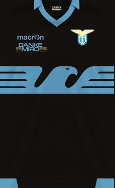 Lazio 14-15 kit away