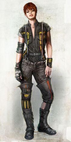 Cyberpunk 2020, Cyberpunk Art, Character Concept, Character Art, Character Design, Fallout, Apocalypse Character, Edge Of The Empire, Cyberpunk Character