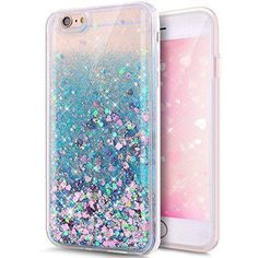 iPhone 7 Plus Case,ikasus iPhone 7 Plus [Liquid Glitter] Case,Funny Liquid Quicksand Dynamic Flowing Floating. - how to get elite socks Unicorn Phone Case, Diy Phone Case, Iphone Wallet Case, Iphone Cases Disney, Iphone 7 Plus Cases, Iphone Case Covers, Scentsy, Aesthetic Phone Case, Cool Things To Buy