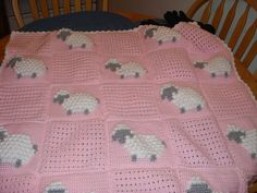 Yet another sheep blanket