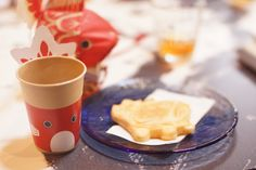 金魚台輪スイーツ&潟茶
