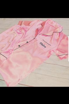personalised soft satin shorts pyjama sets.  sizes ladies - 8-18 Children - 2/3 years - 12/13 years Satin Pajamas, Pyjamas, Pjs, Blue Names, Pyjama Sets, Satin Shorts, White Glitter, Pajama Shorts, 3 Years