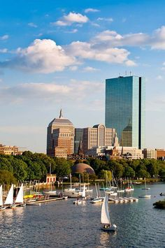 These are the places you need to see at least once.#familyvacations #easternstates Best Family Vacations, Long Flights, In Boston, San Francisco Skyline, New York Skyline, Places, Travel, Top Family Vacations, Viajes