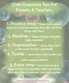 Child Dyspraxia Tips For Parents and Teachers. Special Needs Teacher, Special Needs Kids, Intermittent Explosive Disorder, Adhd Odd, Oppositional Defiant Disorder, Fine Motor Activities For Kids, Dyscalculia, My Father's World, Apraxia