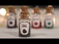 ▶ Minecraft Vials - DIY GEEKY GOODIES - YouTube