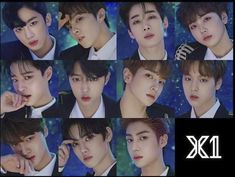 I, then came Wanna One and IZ*ONE – and now their hot-blooded successors are poised to shake up the K-pop world as the next big boy band to watch. K Pop, Up10tion Wooshin, Young K, Quantum Leap, Love K, Thing 1, Canal No Youtube, Play Soccer, Fandom