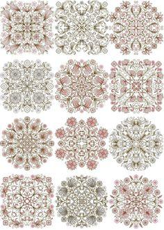 Heritage Embroidery Quilt Designs   Heritage Quilt Block